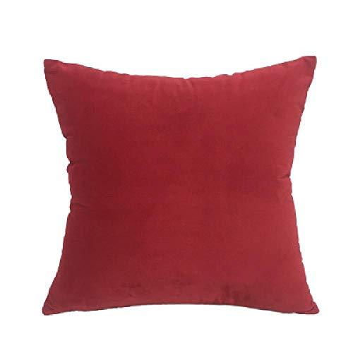 U/A Velvet Cushion Set Soft Home Decoration Living Room Sofa Seat