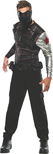 Disfraz de Soldado de Invierno Capitn Amrica: el Soldado de Invierno musculoso para hombre