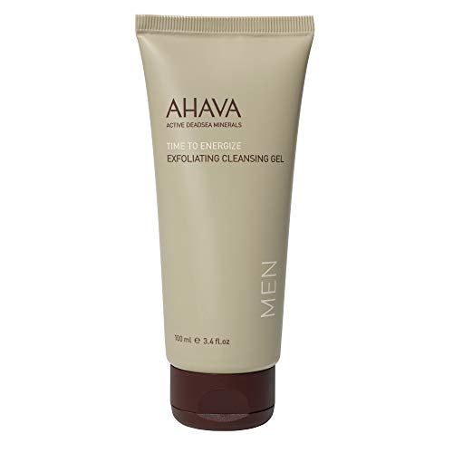AHAVA Men Exfoliating Cleansing Gel, 100 ml