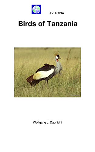 AVITOPIA - Birds of Tanzania (English Edition)