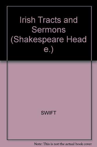 Irish Tracts 1720-1723 and Sermons