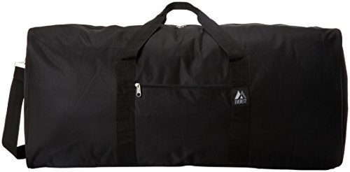 Everest Gear Bag - X-Large, Black, One Size