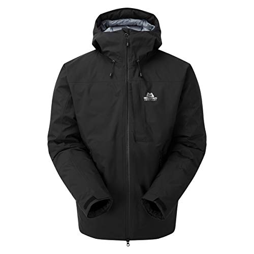 Mountain Equipment M Triton Jacket Schwarz, Herren Daunen Freizeitjacke, Größe L - Farbe Black