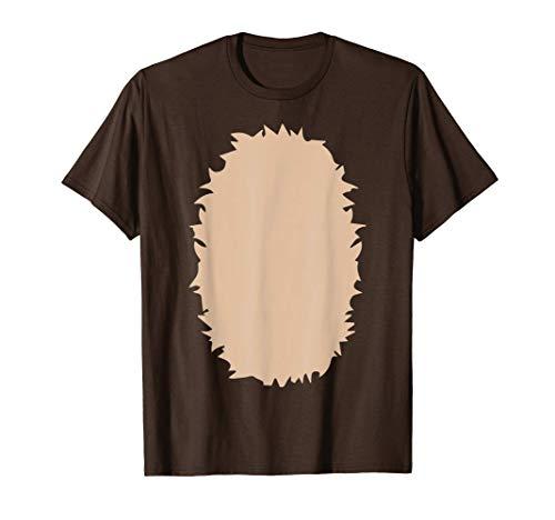 Camisa de vientre de reno Bonito disfraz de Halloween de Camiseta