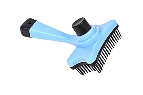 LEEYAN Cepillo de perro para pelar pelo recortador de pelo profesional para la eliminación del pelo de gatos y perros