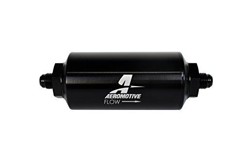 Aeromotive 12345 Filter, In-Line, 10-Micron Microglass Element, 2' OD