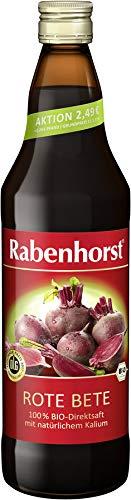 Rote Bete-Saft BIO m. Halsschleife (0.75 L)