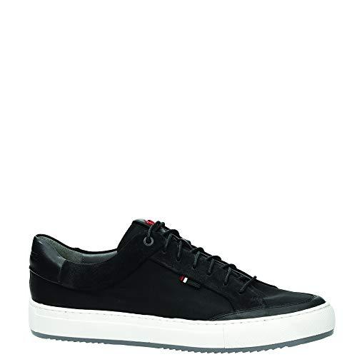 Strellson Herren Evans LFU 3 Sneaker, Schwarz (Black 900), 44 EU
