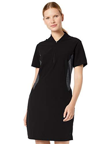 adidas Golf Women's Rangewear Dress, Black, X-Large