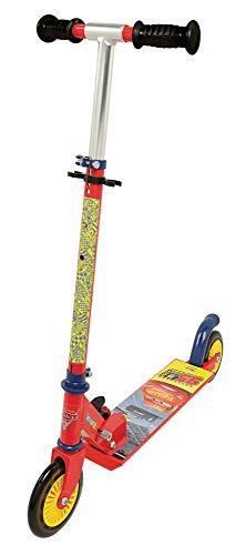 Smoby 750344 Disney Pixar Cars Roller mit Bremse, Klappbar
