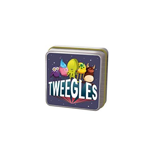 Cocktail Games- Juego de Cartas Tweegles - Español (Asmodee TWE01ES)