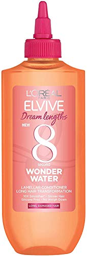 Wonder Water by L'Oreal Elvive Dream Lengths 8 Second Hair Treatment for Long, Damaged Hair 200 ml (packaging may vary)