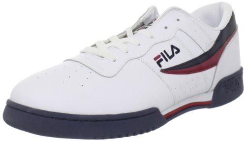 Fila Herren Original Fitness Lea Classic Sneaker, Weiá (weiß), 47 EU