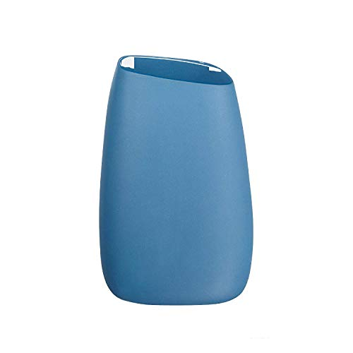 ASA Aqua Blue Vaso, Ceramica, Blu, 13x12,5x20 cm