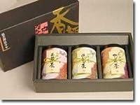 掛川 深蒸し茶 3缶 お茶 ギフトセット プレゼント 内祝 贈答品 お返し ギフト