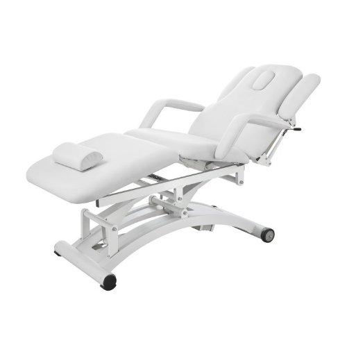 Mesa de cuidado eléctrica'Sphen', color gris