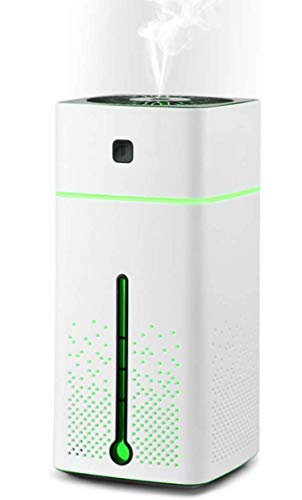 Myguru Humidificateur d'Air Bébé 1000ml Humidificateur Ultrasonique Silencieux Purificateur Air...