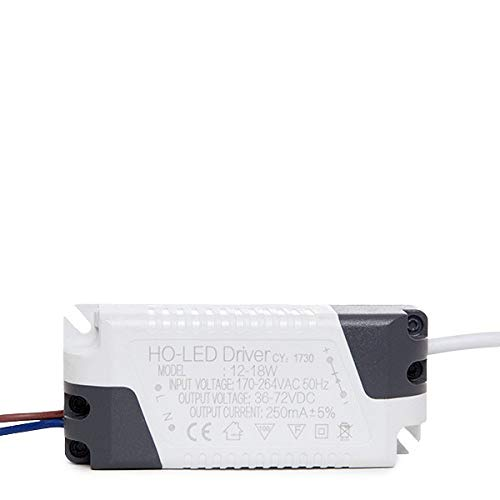 Greenice | Driver No Dimable Foco Downlight LED 12W