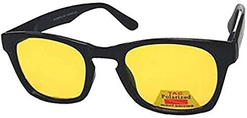 Gafas de conducción nocturna, gafas de conducción polarizadas HD Night Vision para pesca | Reducción de riesgos Gafas antideslumbrantes de conducción nocturna