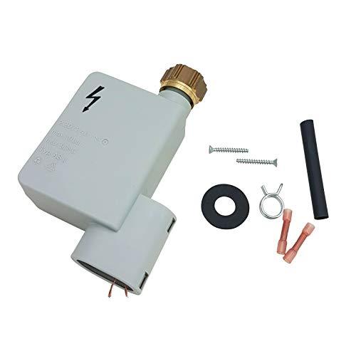 Aquastop 00091058 - Válvula magnética para lavavajillas Bosch, Siemens, Neff Constructa (60 cm)