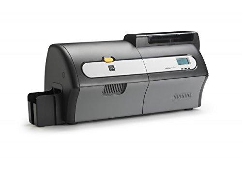 Zebra ZXP7 impresora de tarjeta plástica Pintar por sublimación/Transferencia térmica Color 300 x 300 DPI - Impresora de tarjetas (Pintar por sublimación/Transferencia térmica, 300 x 300 DPI, 1375 tarjeta/h, 300 tarjeta/h, 225 tarjeta/h, PVC, Compuesto de PVC)