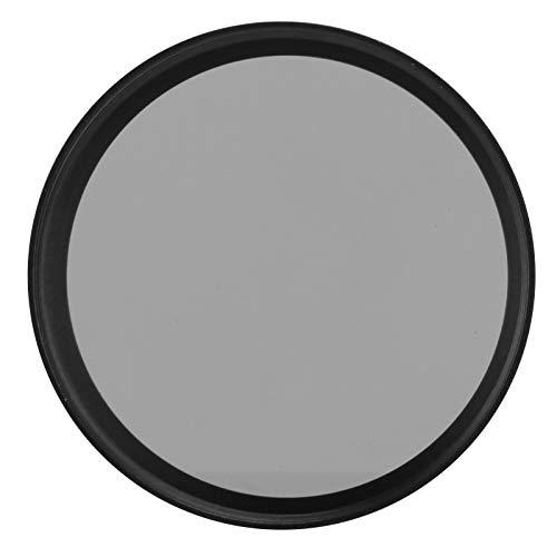 Yencoly Filtro de Lente para Drones, Filtro de Lente Negro Profesional antiincrustante a Prueba de Aceite, Evita el Filtro de sobreexposición para Drones al Aire Libre(ND4)