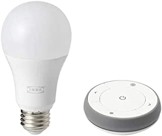 IKEA/イケア TRADFRI:リモコンキット・光色切替えタイプ グレー/ホワイト(404.065.50)