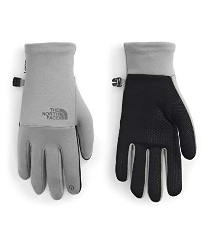 The North Face Etip Recycled Gloves Tnf Medium Grey Heather SM
