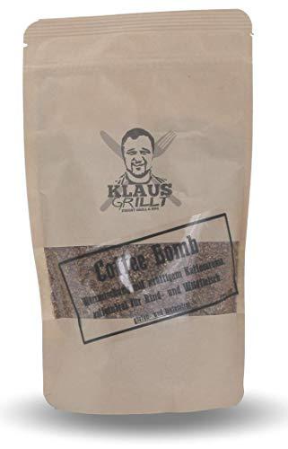 Coffee Bomb Rub.. 250 g Beutel
