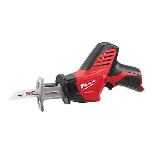 Milwaukee 4933411925 C12 HZ-0 Sierra de Sable, 12 V, Multicolor, Bare Unit