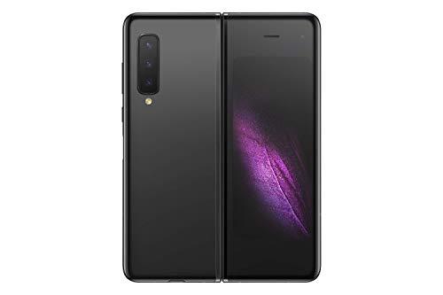 Samsung Galaxy Fold 5G (18,81 cm) 512 GB interner Speicher, 12 GB RAM, Dual SIM, Android, Deutsche Version, cosmos Schwarz