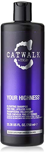 Tigi CATWALK Your Highness Shampoo, 1er Pack (1 x 750 ml)