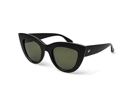 Generico Occhiali da Sole Donna Fashion Occhio di Gatto Moda Estate 2021 - OS SUNGLASSES
