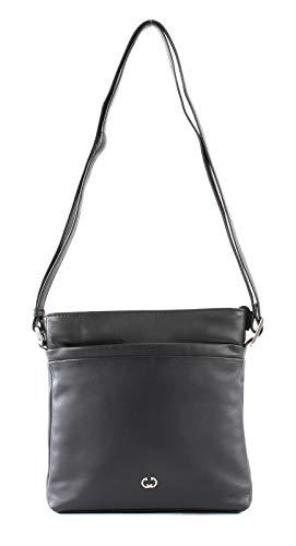 Gerry Weber Damen Schultertasche Piacenza Tasche aus Leder