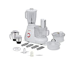 Rico FP 1806 Food Processor with Coconut Scrapper and Juicer