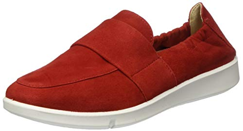 Legero Damen Lucca Slipper, Rot (Marte (Rot) 50), 37.5 EU (Herstellergröße: 4.5 UK)