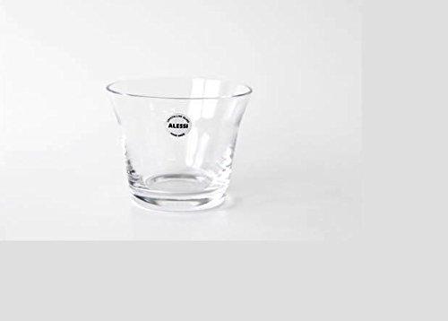Alessi 4 Stück Weinglas Messbecher 20 cl