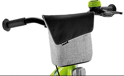 Puky LT 2 Kinder Fahrrad Lenkertasche Die Maus grau/schwarz