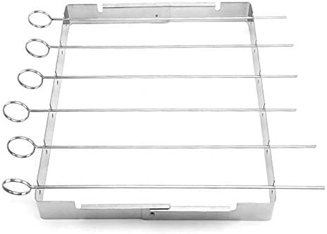 NPIL Popular products Utensils Skewers Stainless Steel Contains Simple Rod cheap Shelf