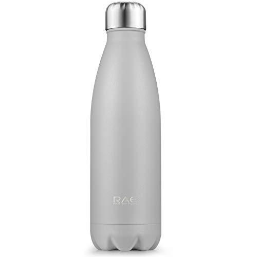 DJY-JY Botella termo termo 500 ml doble de acero inoxidable frasco de vacío olla Coca-Cola botella creativa pareja masculina y femenina portátil tendencia deportes botella taza moda coche té taza