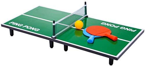 HLD Mesa de Ping Pong Mesa de Air Hockey Juego de niños/Adultos/Family Table Mesa de Ping Pong Mini Grande Cubierta Mesa de Ping Pong Juego de Mesa Plegable Mesa de Ping Pong Entre Padres e Hi