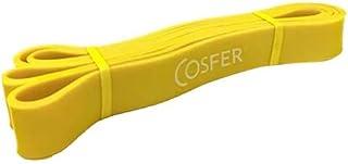 Cosfer Latex Güç Bandı 32 Mm Sarı