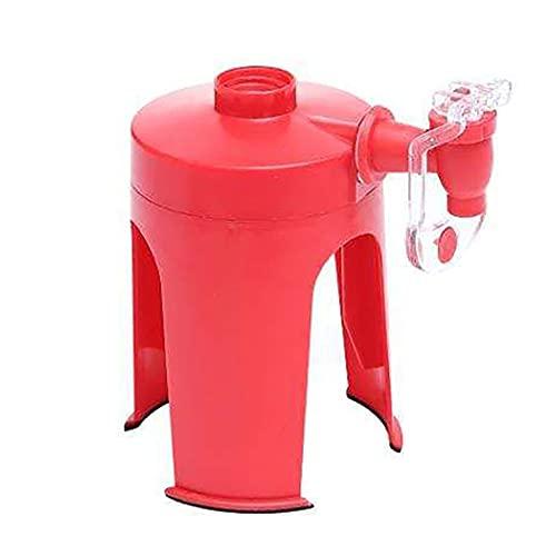 KIHL Dispensador de refrescos Creativo Botella dispensadora de Agua Potable Dispensadores de Bebidas al revés Grifo para Fiesta Bar Cocina