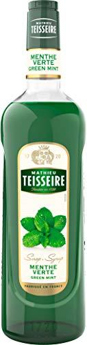 Teisseire Sirup Grüne Minze - Special Barman - 1L