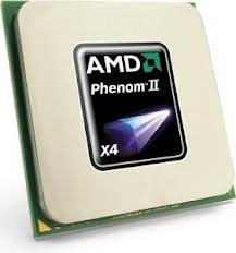 AMD Phenom II X4 960 3.3GHz 2MB L2 - Procesador (AMD Phenom II X4, 3,3 GHz, Socket AM3, PC, 45 NM, 2 MB)