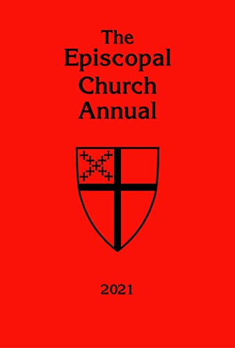 Compare Textbook Prices for Episcopal Church Annual 2021  ISBN 9781640653719 by Church Publishing