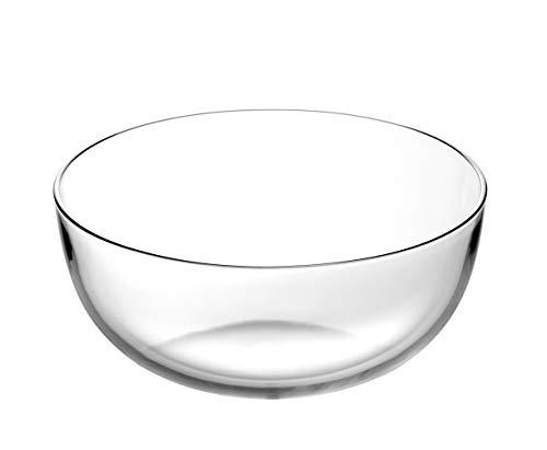 """Barski - European - Glass - Large Serving Bowl - Salad Bowl - Mixing Bowl - 11.75"""" D - 220 oz. - Made in Europe"""