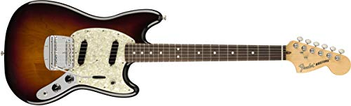 Fender American Performer Mustang Electric Guitar (3-Color Sunburst)