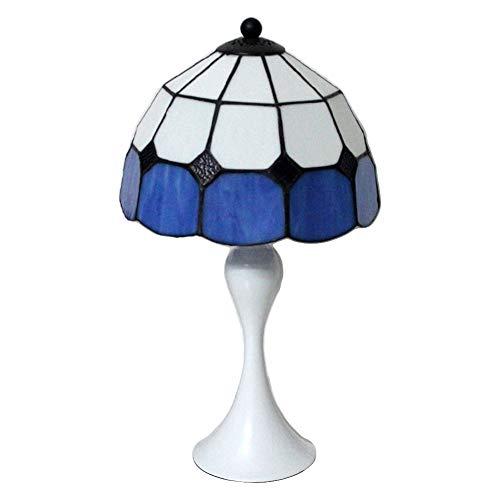 Mediterraner Stil Tischlampen Leuchte Schreibtischlampen Nacht Lichter zum Dekoration Wohnzimmer Familienschlafzimmer Lesezimmer,Botton
