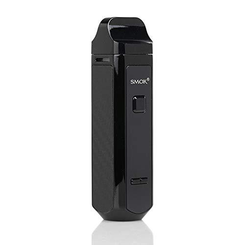 Smok RPM40 POD Kit Black Producto SIN NICOTINA *| - Negro, 1500 mah